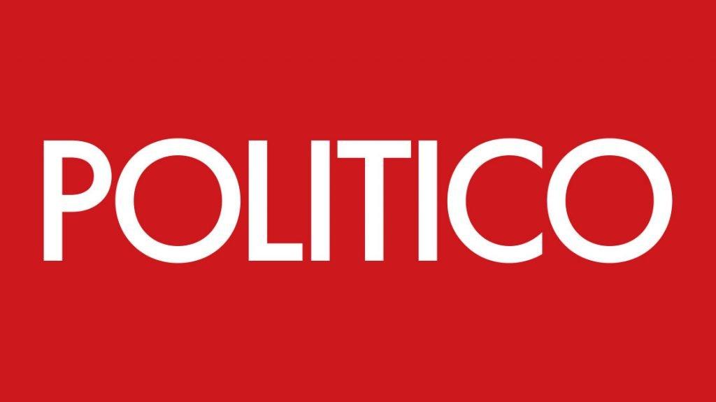 Sean Feucht makes POLITICO…